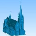 Nikolauskirche Model 1