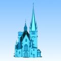Nikolauskirche Model 2