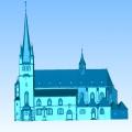 Nikolauskirche Model 3