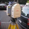 Laserscanner auf Stativ